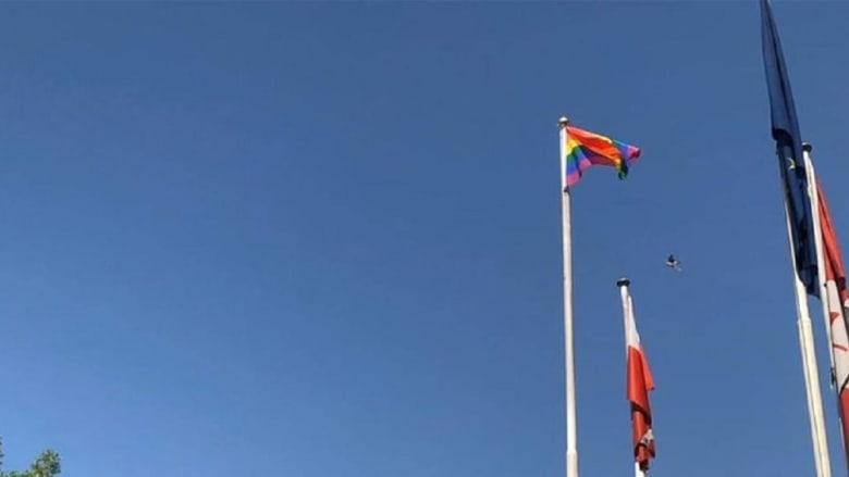 رفع بعثة الاتحاد الأوروبي علم المثلية يثير جدلا في العراق