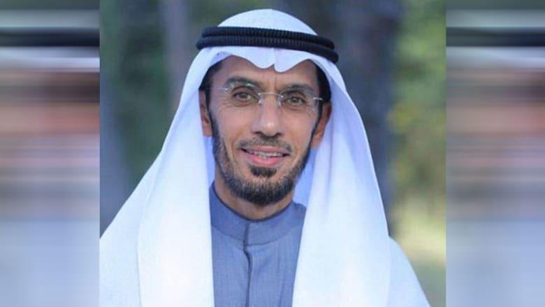 الداعية الكويتي محمد العوضي