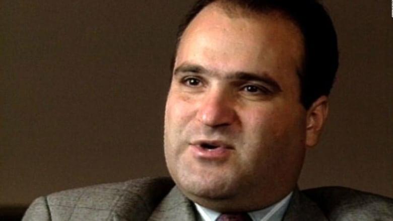 جورج نادر في مقابلة سابقة مع CNN العام 1995