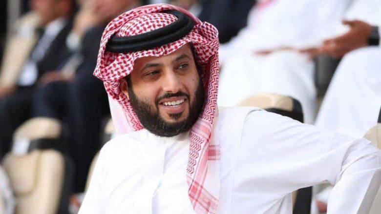 تركي آل الشيخ رئيس هيئة الترفيه في السعودية