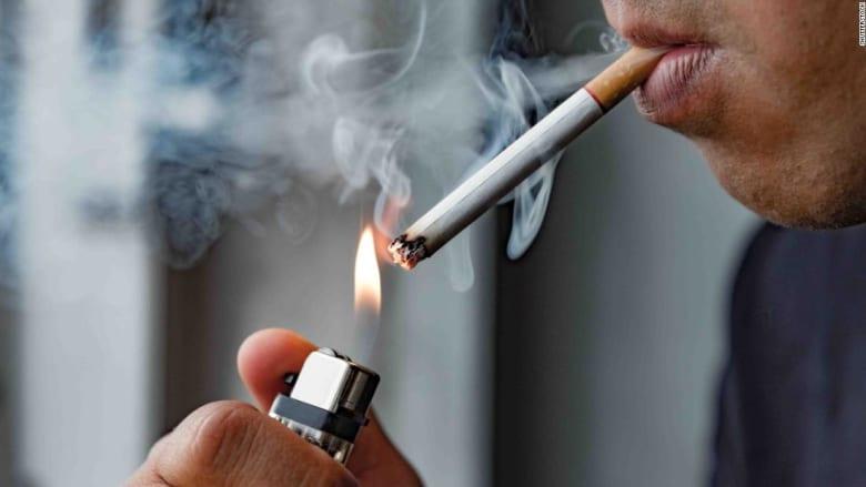 دراسة بريطانيا: مليون شخص قد أقلعواعن التدخين منذ ظهور فيروس كورونا في بريطانيا