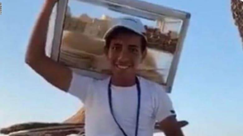 """إبراهيم """"طبيب الفريسكا"""""""