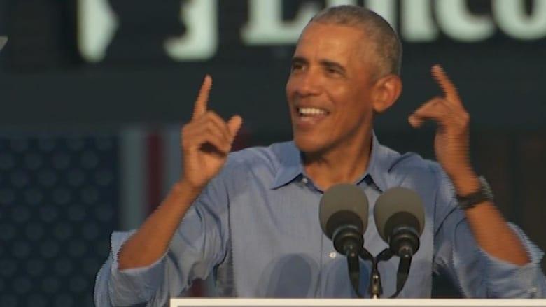 """""""بن لادن حي"""" ..أوباما يرد على نظرية مؤامرة أعاد نشرها ترامب"""