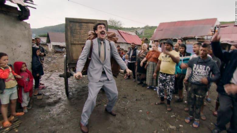"""بعد حظرها فيلم """"بورات"""" الأول.. كازاخستان تتبنى عبارة الفيلم """"جميل جداً"""" بحملتها السياحية"""