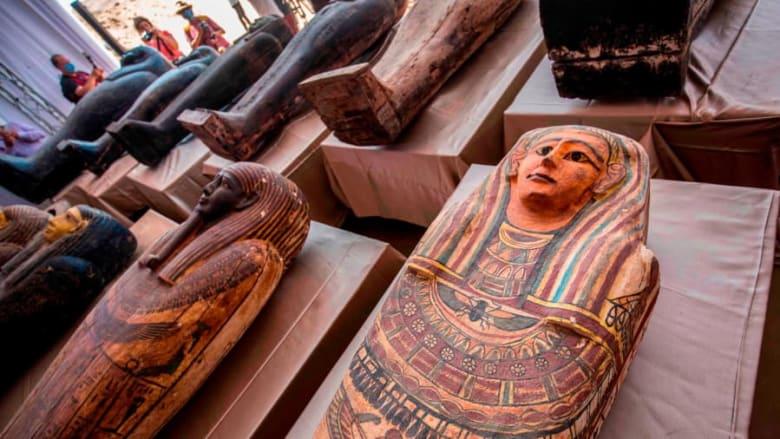 بعد اكتشافها مؤخراً.. هل تعيد المومياوات إحياء السياحة في مصر؟