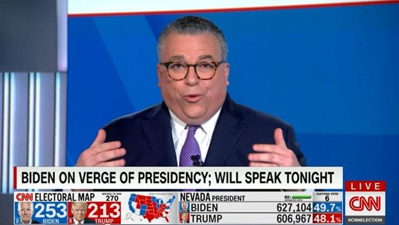 ديفيد تشاليان، رئيس السياسة في CNN