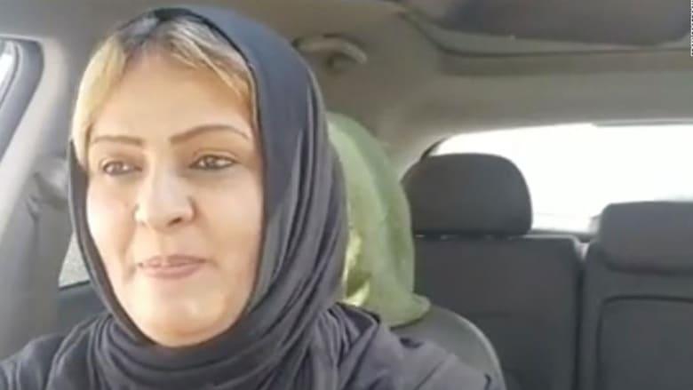 صورة أرشيفية للمحامية الليبية حنان البرعصي