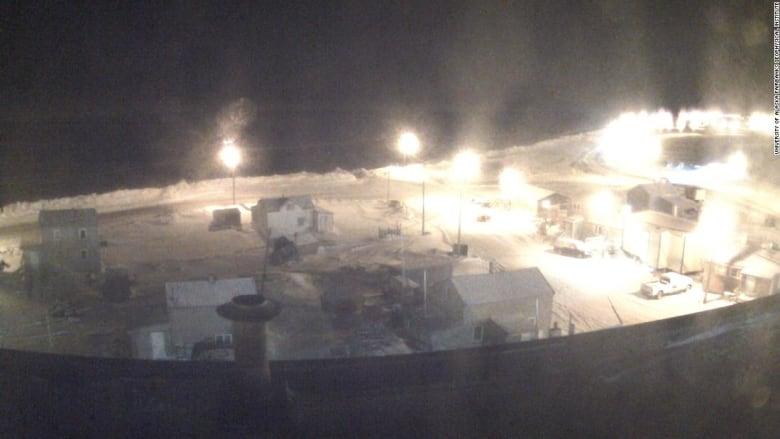 هذه المدينة في ألاسكا تغيب عنها الشمس ولن تعود قبل 66 يوماً