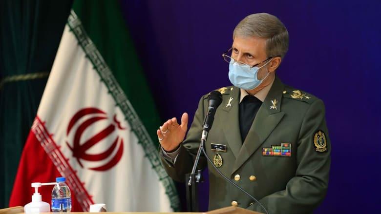 العميد امير حاتمي، وزير الدفاع الإيراني