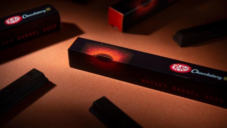"""فقط في اليابان..إطلاق نكهة جديدة من شوكولاتة """"كيت كات"""" للبالغين..ما هي؟"""