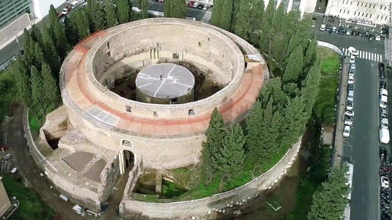 بعد هجرها لقرون عديدة.. أكبر مقبرة دائرية بالعالم ستفتح قريباً أمام الزوار بروما