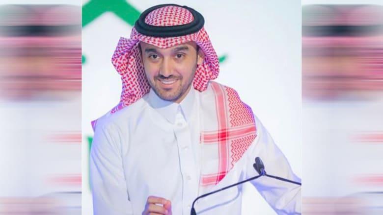 الامير عبدالعزيز الفيصل وزير الرياضة السعودي