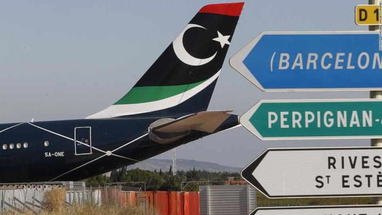 نظرة داخل طائرة القذافي الخاصة.. كيف وصلت إلى فرنسا أخيراً؟