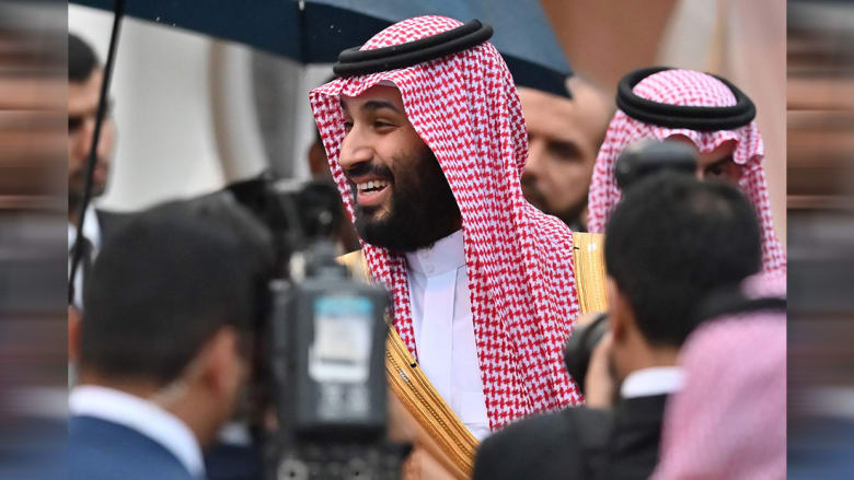 صورة أرشيفية لولي العهد السعودي الأمير محمد بن سلمان