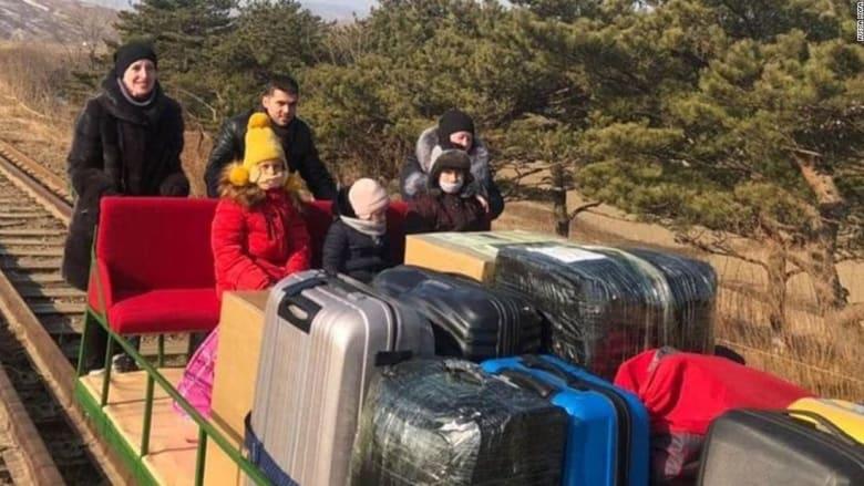 رحلة شديدة التعقيد..هكذا تمكن دبلوماسيين روس من مغادرة كورويا الشمالية وسط قيود كورونا الصارمة