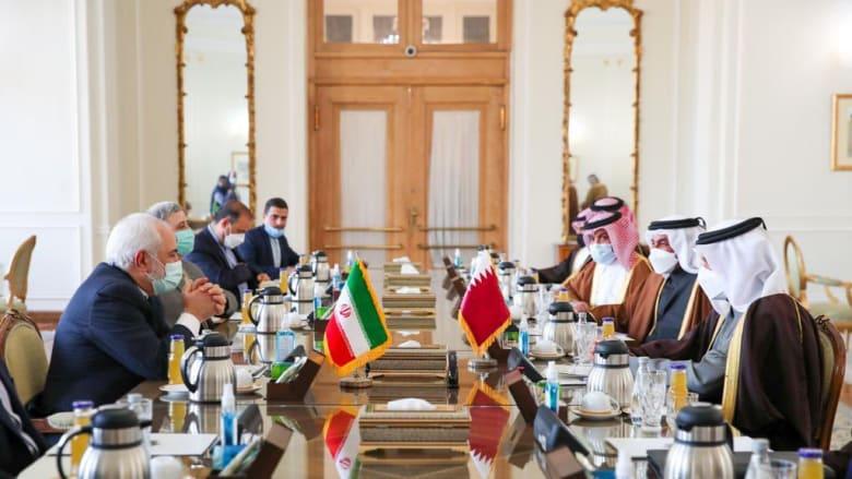 """إيران ترد على رسالة قطر.. وتعلق على بيان سعودي """"مناهض"""" لطهران"""