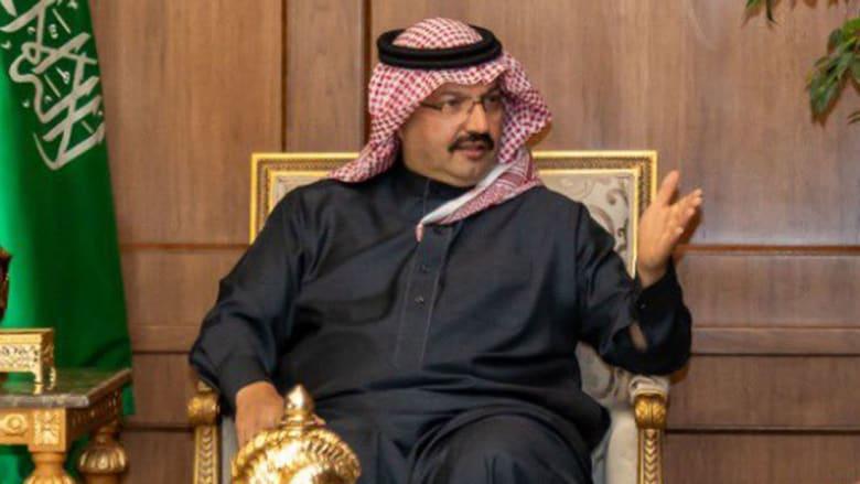 صورة أرشيفية لأمير عسير الأمير تركي بن طلال