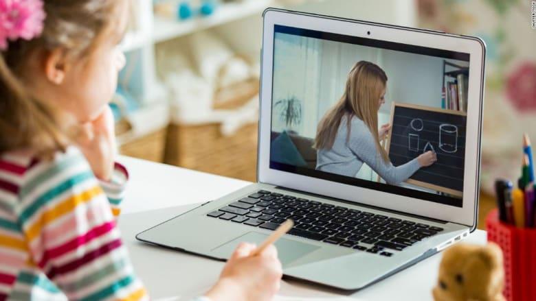 دراسة: التعليم الافتراضي قد يضر بالصحة العقلية للأطفال