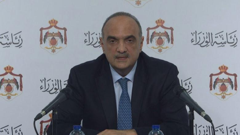 بشر الخصاونة رئيس الوزراء الأردني