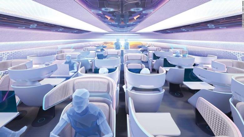 جوائز التصميم الداخلي للطائرات