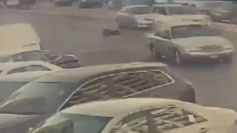 صورة نشرتها المرور السعودية