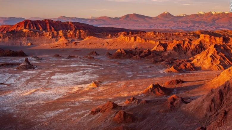 كيف تبدو زيارة كوكب المريخ على الأرض؟