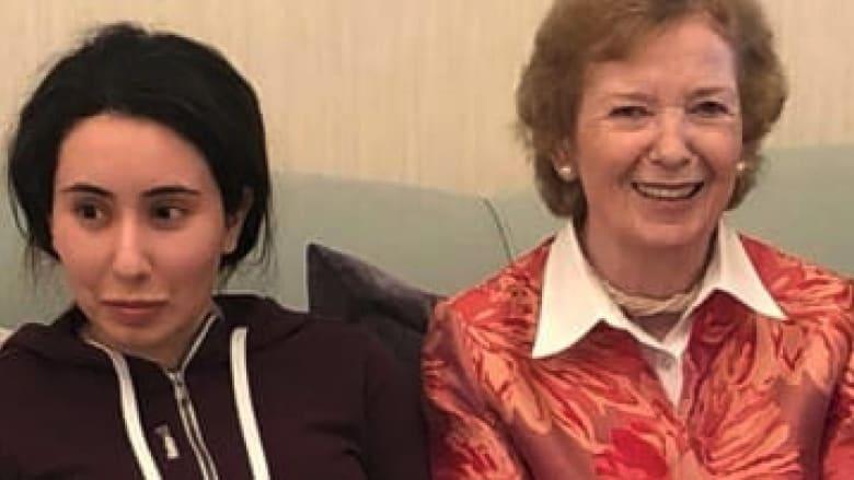 مفوضية حقوق الإنسان بالأمم المتحدة: لم نحصل بعد على إثبات أن الشيخة لطيفة على قيد الحياة