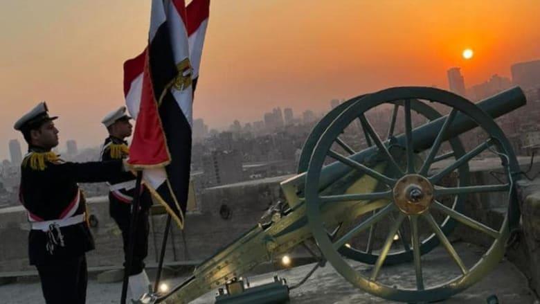 مصر تعلن إطلاق مدفع رمضان من جديد بعد توقف دام نحو 30 عاماً