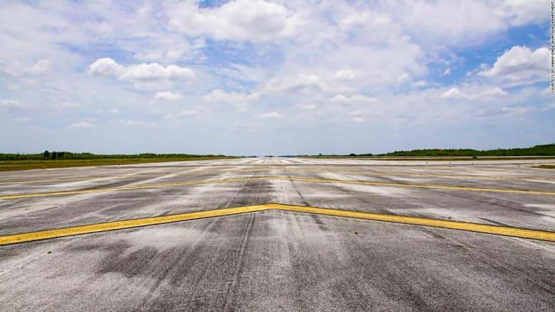 مشروع أكبر مطار في العالم في فلوريدا