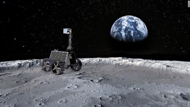 الإمارات تتعاون مع شركة يابانية لإرسال مركبة إلى القمر في 2022