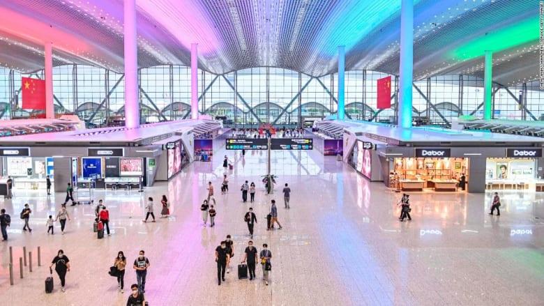 بعد مرور أكثر من عقدين.. مطار جديد يعد الأكثر ازدحاماً في العالم لعام 2020