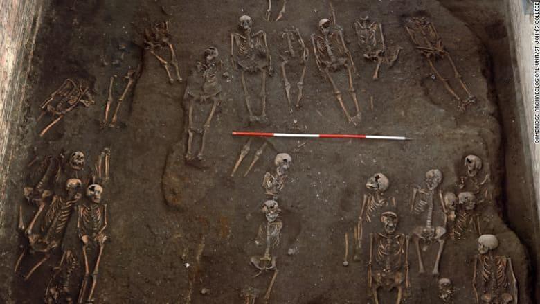الأول من نوعها..دراسة تكشف عن انتشار مرض السرطان في العصور الوسطى ببريطانيا