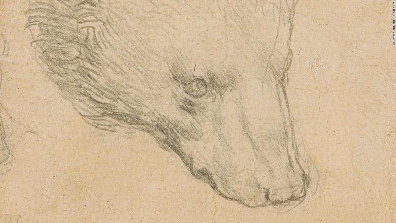 رسمة ليوناردو دافنشي يمكن أن تباع بأكثر من 16 مليون دولار في مزاد علني