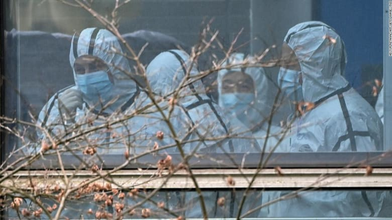 منظمة الصحة العالمية تحدد بيانات صينية لإجراء مزيد من الدراسة حول أصل كورونا