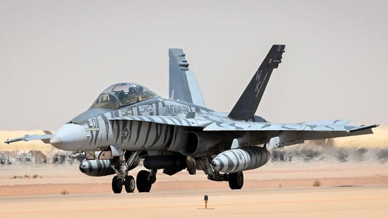 الجيش الأمريكي ينشر صورا من تدريبات جوية بقاعدة الأمير سلطان بالسعودية