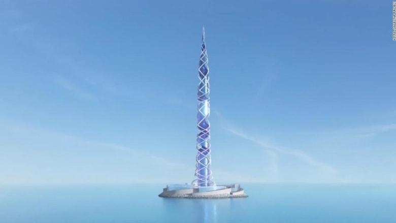 الكشف عن خطط لبناء ثاني أطول مبنى في العالم في روسيا.. كيف سيبدو؟