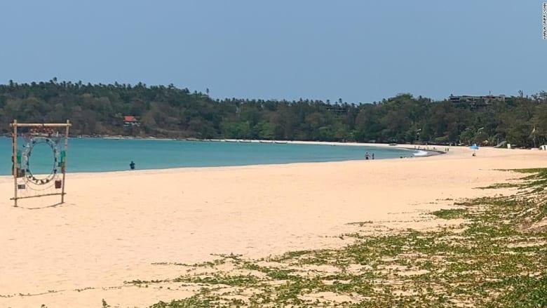جزيرة بوكيت في تايلاند تستعد لفتح أبوابها أمام السياح الملقحين اعتباراً من 1 يوليو