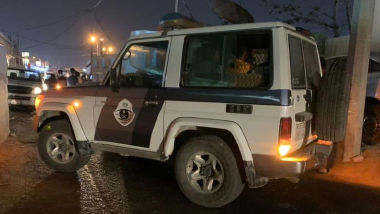 صورة أرشيفية (تعبيرية) لسيارة شرطة في جازان
