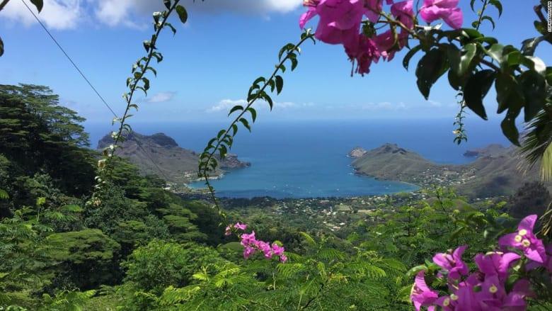 جزيرة الجنة.. نظرة داخل واحدة من أكثر المواقع النائية في العالم