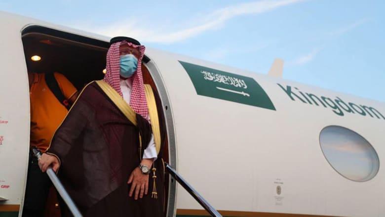 أحمد عبدالعزيز قطان، وزير الدولة السعودي لشؤون الدول الإفريقية