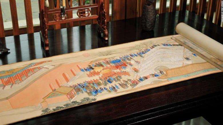 بعد بيعها بـ65 مليون دولار..لفيفة تنضم إلى أغلى الأعمال الفنية الصينية في التاريخ