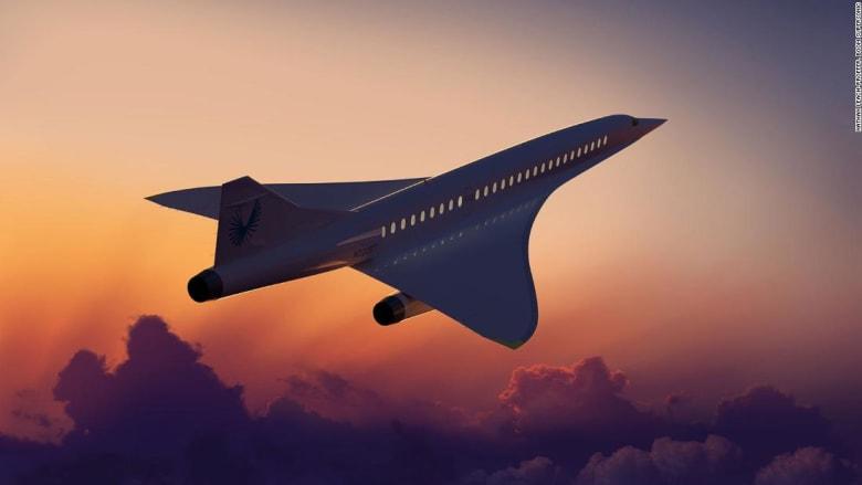 بعد فشل الكونكورد.. كيف يمكن أن تنجح الطائرات الأسرع من الصوت؟