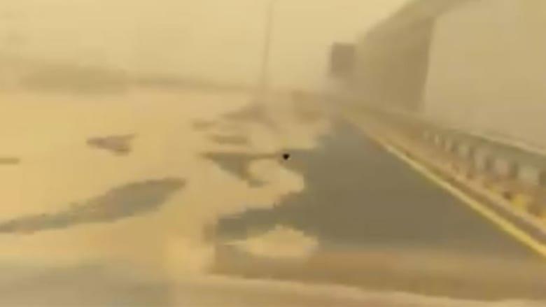 كثبان رملية في الكويت