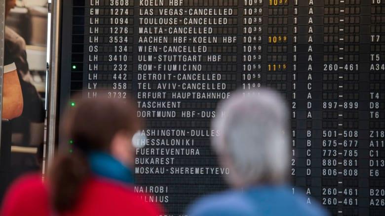 بينها دولة عربية..الاتحاد الأوروبي يرفع قيود السفر عن المسافرين من 14 دولة