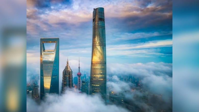 ليس مجرد ملكية راقية أخرى.. افتتاح أعلى فندق في العالم في الصين