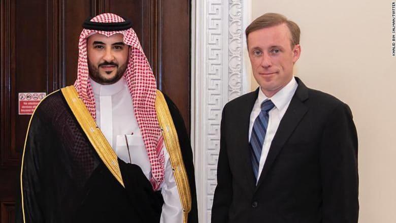 """استقبال """"السجادة الحمراء"""".. ما سر تغير موقف إدارة بايدن تجاه السعودية؟"""
