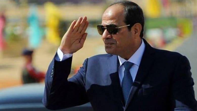 صورة ارشيفية للرئيس المصري عبدالفتاح السيسي