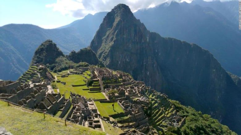 ماتشو بيتشو في بيرو.. أقدم مما كنت تعتقد سابقًا