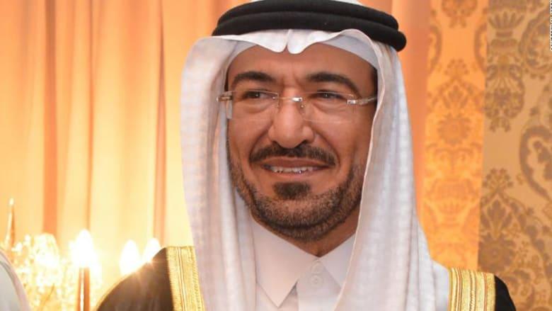 سعد الجبري في الرياض العام 2016