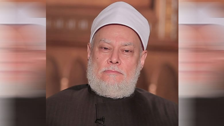صورة أرشيفية لمفتي مصر السابق، علي جمعة